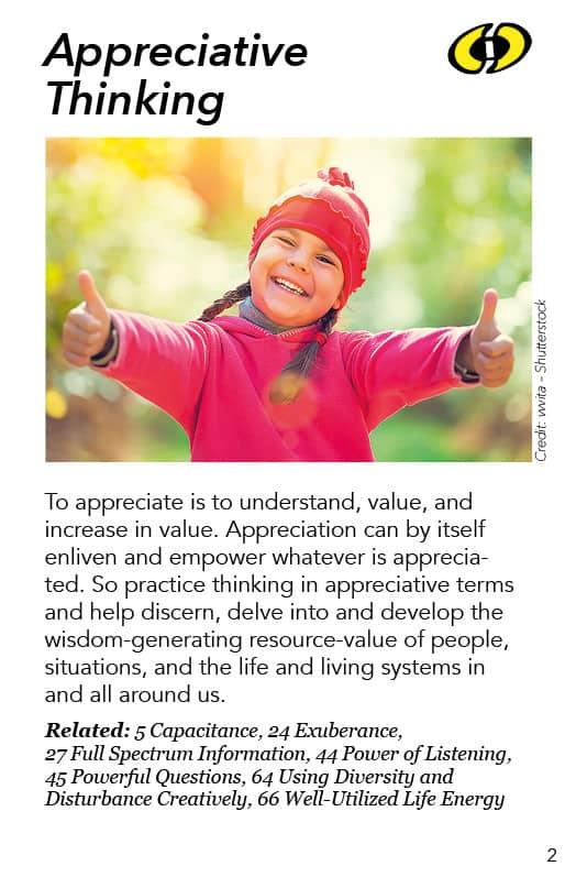 2-Appreciative Thinking