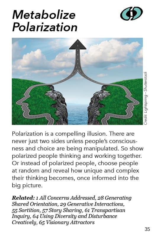35 – Metabolize Polarization