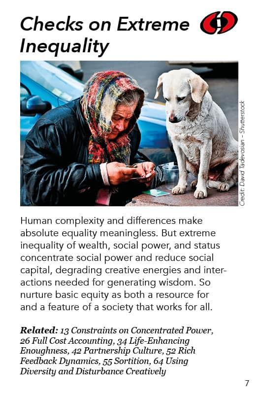7 – Checks on Extreme Inequality