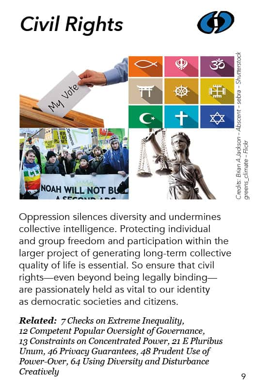 9 – Civil Rights