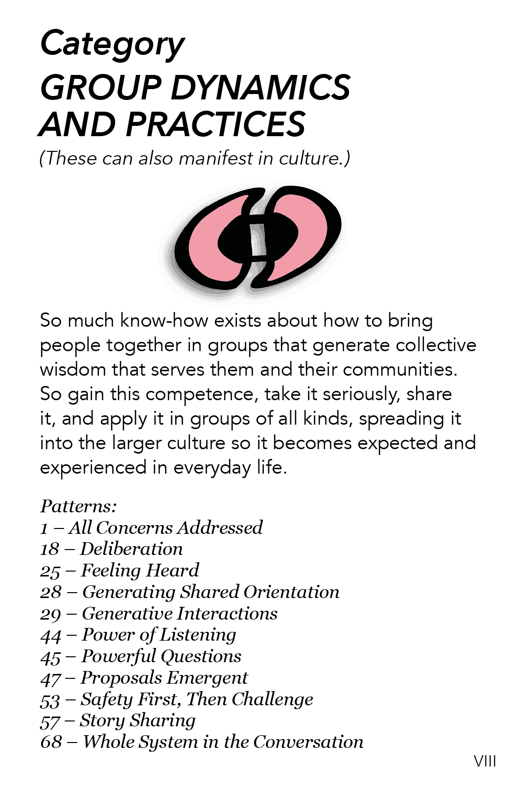 AA - 8 - Group Dynamics and Practics